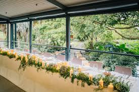 Sydney Botanic Gardens Restaurant Wedding Open Day At Botanic Gardens Restaurant Trippas White