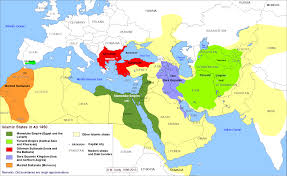 Asia And Middle East Map by 40 Maps That Explain The Middle East