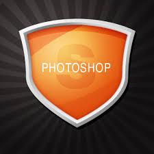 tutorial membuat logo di photoshop cs4 making a shield icon in photoshop