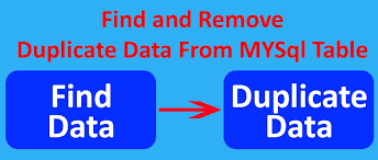 Mysql Delete From Table Find And Remove Duplicate Data From Mysql Table In Database
