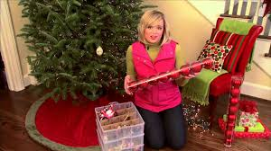 How To Put Christmas Lights On Tree by How To Decorate A Christmas Tree With Lights Garland And