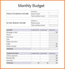 Home Budget Spreadsheet Template 9 Sle Household Budget Spreadsheet Excel Spreadsheets