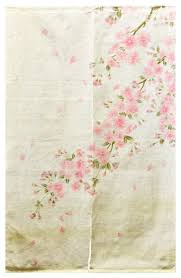 Asian Curtains Enchanting Cherry Blossom Curtains And Cherry Blossom Linen Noren