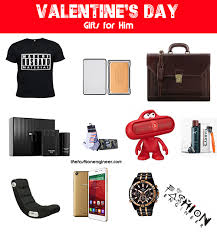 valentine day gifts for him valentine s day 2016 gifts for him what to buy your boyfriend or