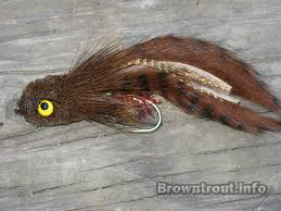 brown streamers the top mouse fly patterns and streamers for fishing trout