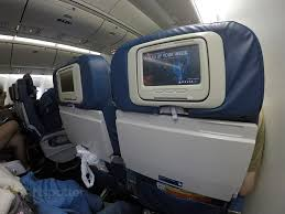 Delta Economy Comfort Review Delta Air Lines 767 400 Er Comfort Premium Economy Atlanta To