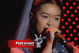 The Voice Kids Blind Auditions 2014 Watch Natsumi Saito The Voice Kids Ph Blind Audition Price Tag