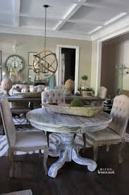 Diy White Dining Room Table Diy Weathered Oak Sloan Step 1 Apply Your White With