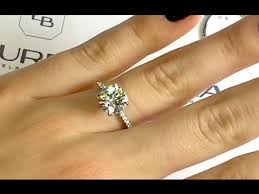 moissanite bridal reviews 2 50 carat moissanite engagement ring