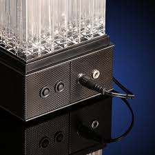 led light bluetooth speaker supernova light cube led bluetooth speaker thinkgeek