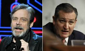 Ted Cruz Memes - sen ted cruz got in a twitter battle with actor mark hamill