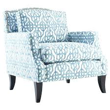 Blue Accent Chairs For Living Room Enthralling Patterned Chairs Armchairs Blue Accent Chair With Arms