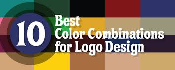 2 color combination best 2 color combinations for logo design with free swatches