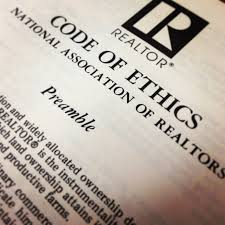 Resume Of A Real Estate Agent What The Realtor Code Of Ethics Means To You Realtor Com
