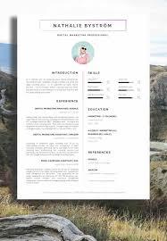 Free Creative Resume Template Creative Resume Free Templates Sample Resume123