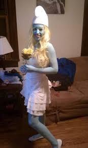 Smurf Halloween Costume Smurfette Costume Smurf Costume Smurfette Halloween Costume
