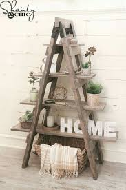 Leaning Bookshelf Woodworking Plans by Best 25 Ladders Ideas On Pinterest Wooden Ladders Old Wooden