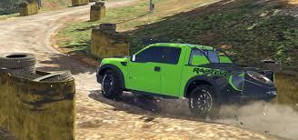 baja trophy truck baja trophy 4wd offroad handling and v8 sound gta5 mods com