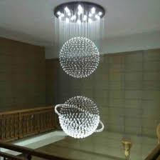 Large Chandelier Large Modern Chandelier Pyramid And Globe Modern