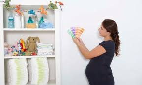 peinture pour chambre bébé une chambre où bébé sera bien leroy merlin