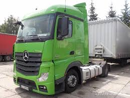used mercedes benz actros mp4 1845 l stream space low deck 2013
