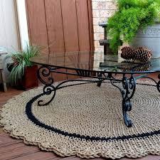 Jute Outdoor Rugs Outdoor Rug Basket Weave Jute Rug Wonderful Natural Outdoor Rug