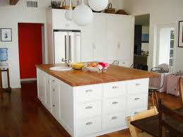 wood kitchen island top wood kitchen countertops pictures ideas from hgtv hgtv