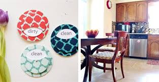 Dirty Clean Dishwasher Magnet Clean Dirty Dishwasher Magnet Magnetic Adhesive Or Gifting Kit