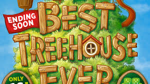 Best Treehouse Best Treehouse Ever By Scott Almes And Green Couch Games By Jason