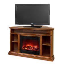 corner tv cabinet with electric fireplace corner electric fireplace tv stand aifaresidency com