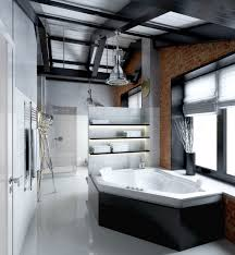 Eclectic Bathroom Ideas 15 Stunning Masculine Bathroom Design Ideas