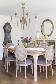 french vintage dining room before and after so much better