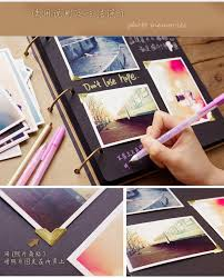 personalized leather photo albums diy scrapbook wedding photo album personalized leather albums