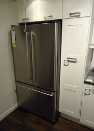 space between top of refrigerator and cabinet refrigerator surround kit refrigerator side panel ideas above fridge