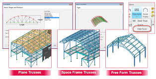 Free Timber Truss Design Software by Structural Analysis U0026 Structural Design Software Tekla