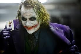 the 2nd greatest villain the joker u2013 chocolate bites