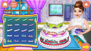 Wedding Cake Games Bride Wedding Cake Games Android Apps On Google Play