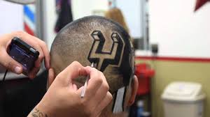 lamarcus aldridge haircut tribute welcome to the san antonio