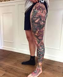 side leg tattoos best ideas gallery