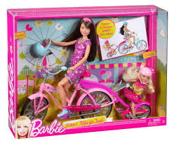 barbie sisters bike dolls amazon canada