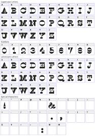 western lettering characters images reverse search