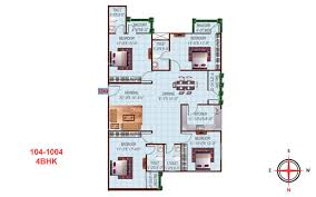 krishnangan flats for sale in krishnangan at bani park by sng