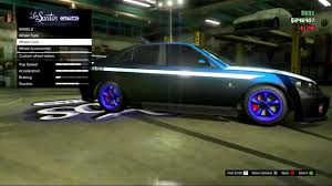 gta v online trick glitch how to paint stock wheels any colour