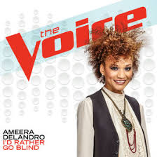 I D Rather Go Blind Cover I U0027d Rather Go Blind The Voice Performance Single By Ameera