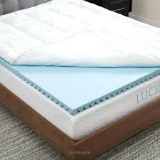 gel mattress topper 3 memory foam king cool walmart flex twin xl
