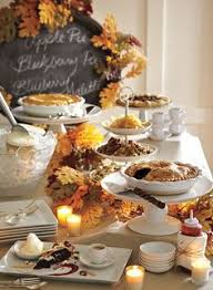 Pottery Barn Fall Decor - thanksgiving table idea u2014 a new fall blanket can make a great