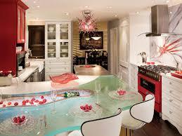 Kitchen Island Decorative Accessories Kitchen Style Eclectic Kitchen Chandelier Island Decorative