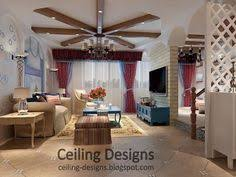 Modern Ceiling Design For Living Room by Luxury Gypsum Pop Ceiling Designs For Luxury Living Room Techos