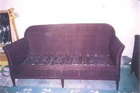 loom sofa 1930s lloyd loom sofa