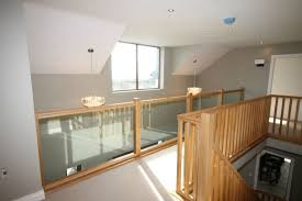 contemporary stairs from loughnanes joinery galway